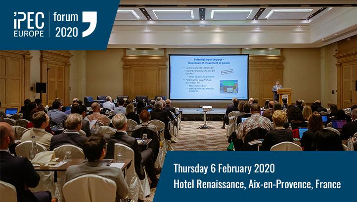 2020 IPEC Europe Annual Excipients Forum