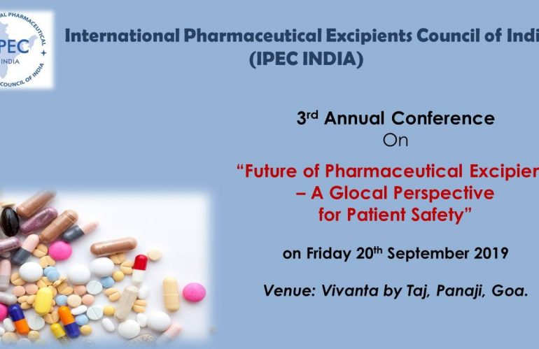 3rd IPEC India Annual Conference