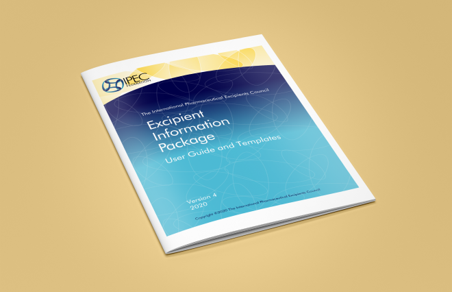 IPEC Federation announces the revised IPEC Excipient Information Package Guide