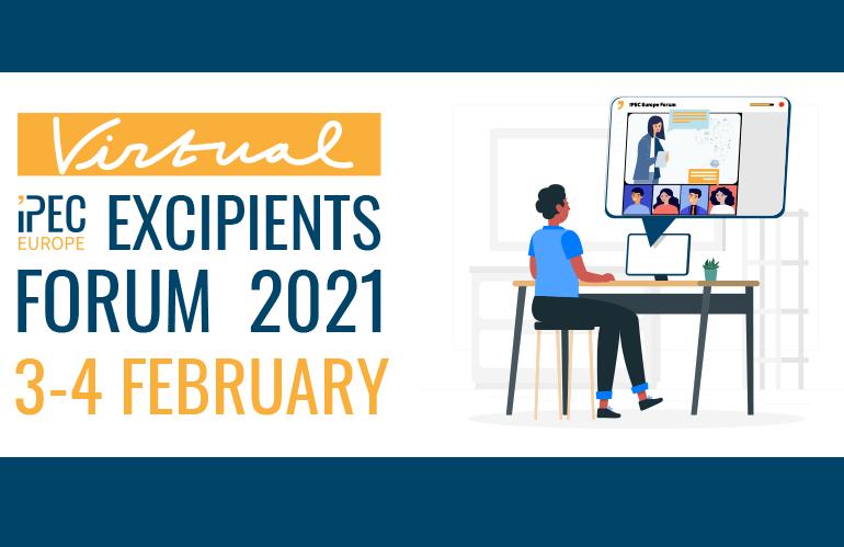 2021 IPEC Europe Excipients Forum