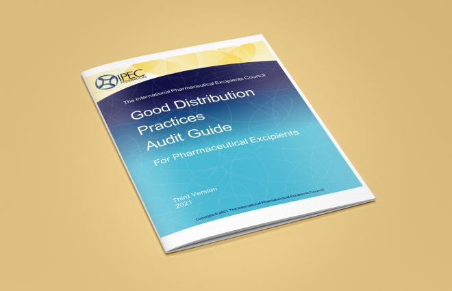 Updated IPEC Guide: GDP Audit for Pharmaceutical Excipients